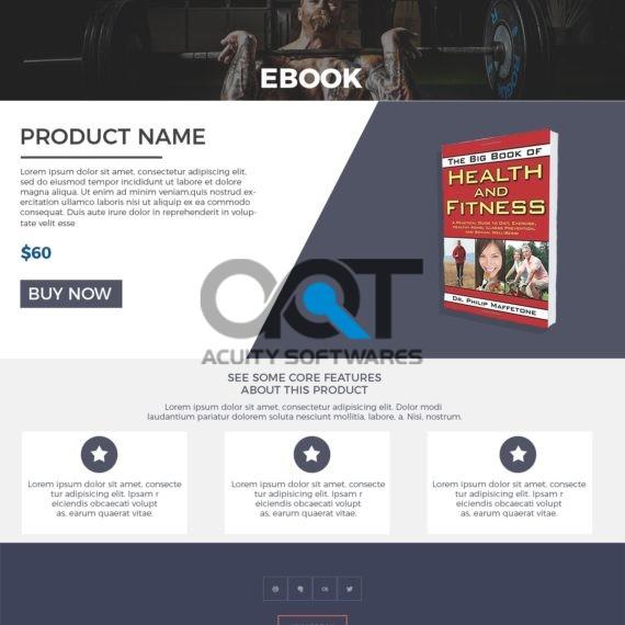 Macrofit website design