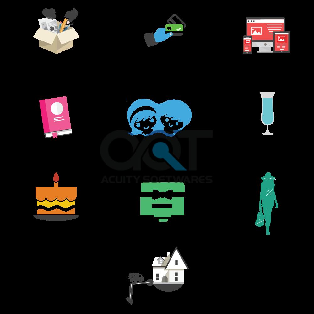 Q8 Web Icons